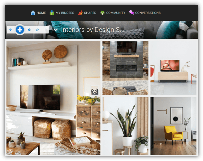 Showcase your project with our awesome layouts.
